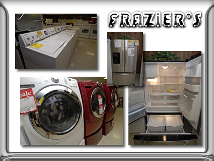 Frazier's Appliances